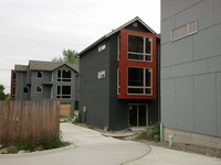 Daily Journal of Commerce: Local Nonprofit Will Finish and Sell Columbia City Townhouses